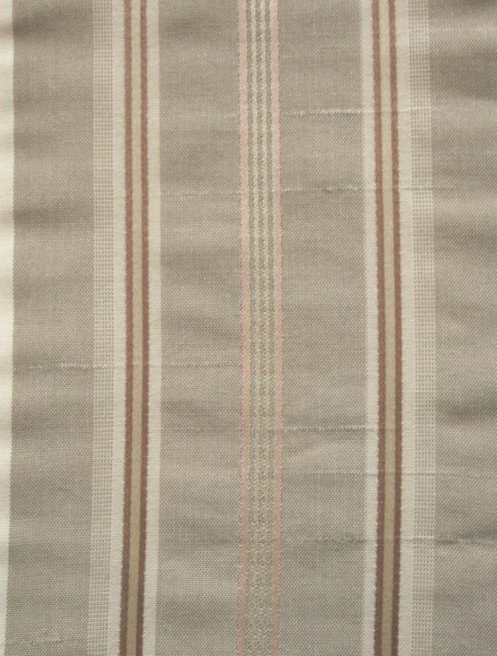 Striped Fawn and Taupe Stock