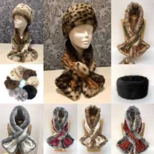 Autumn/Winter Faux Fur Collections