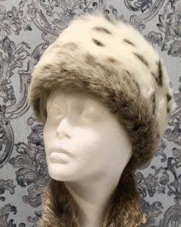 Lynx Faux fur Headband